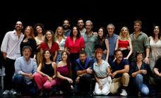 Antonio Banderas takes the spotlight on his Malaga stage
