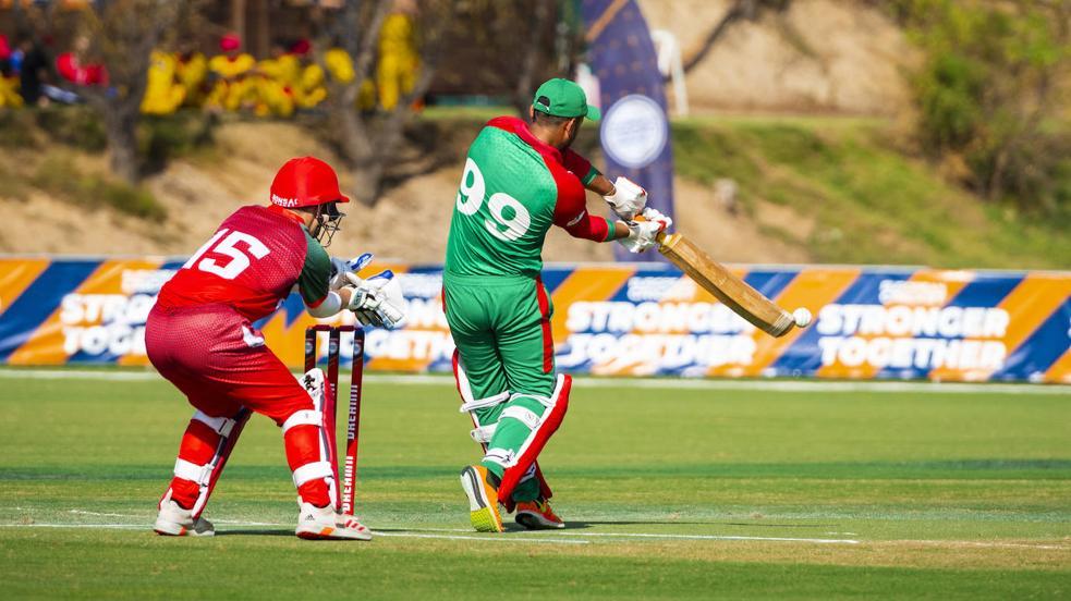 The European Cricket Championship 2021 in photos