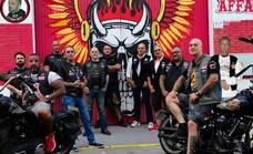 Kind hearted Hells Angels come to the aid of animal charity