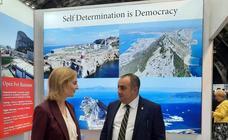 Gibraltar stand proves popular at UK political conferences
