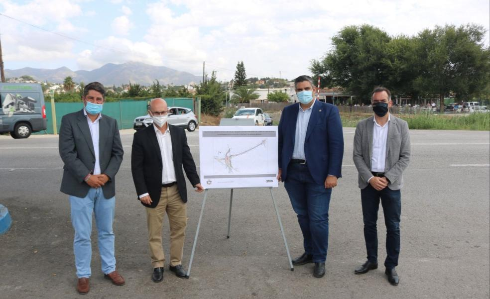 Project to improve road access to Las Lagunas back on track