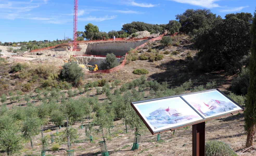 Work starts on Ronda olive mill designed by Philippe Starck