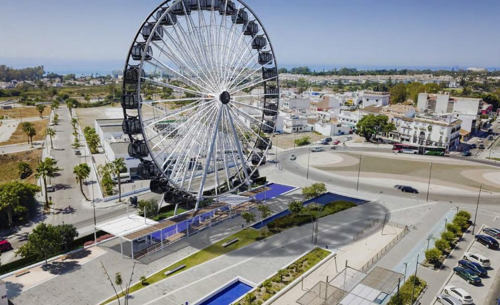 More details of plan for a ferris wheel in San Pedro are unveiled