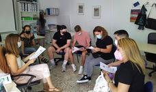 Young people from five countries participate in the Stay Rural project in Pizarra