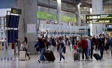 Malaga airport braces itself for 400 flights a day ahead of a public holiday in Spain