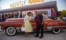 Malaga drive-in cinema launched with Grease