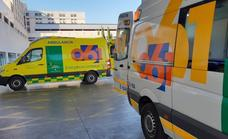 Seven injured in a head-on collision between two vehicles near Pizarra