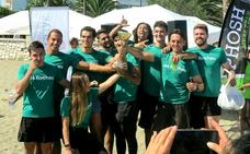 Marbella 'beach olympics' event raises thousands for charity