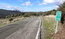 Five-million-euro works to improve Malaga's roads and eliminate potholes