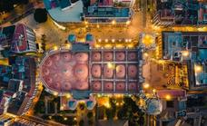 Spectacular drone images of Malaga province landmarks go viral