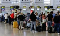 Passengers numbers continue to soar at Malaga airport with 1.3 million in September