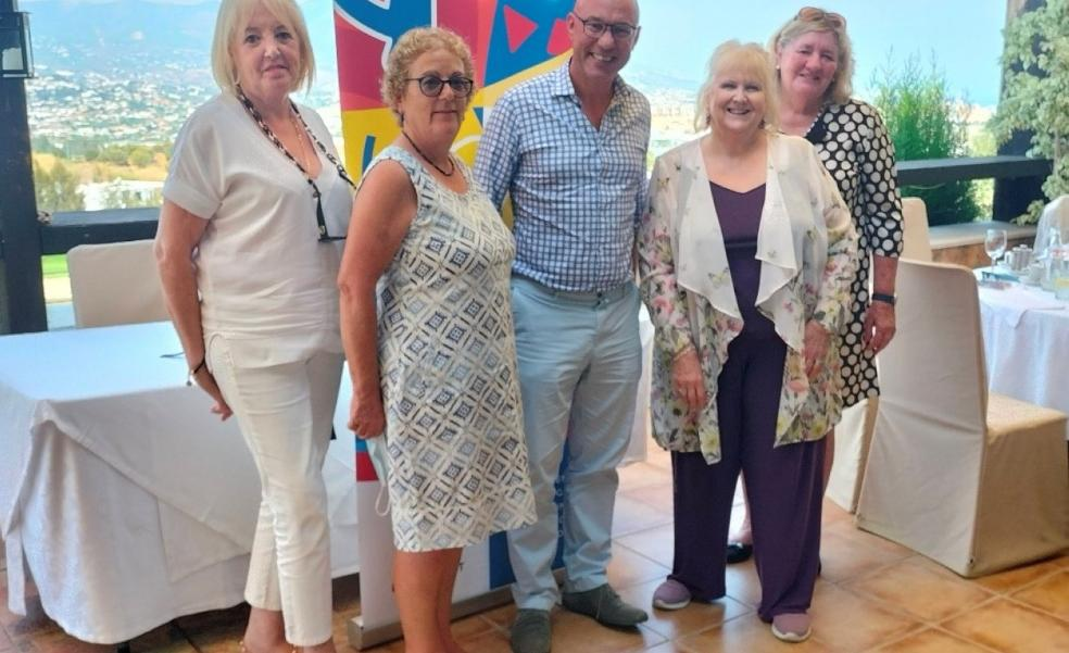 British Benevolent Fund extends its reach on the Costa del Sol