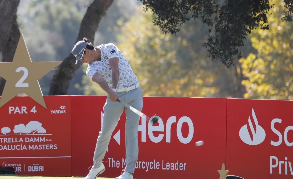 Rahm gets off to disastrous start at the Andalucía Masters at Valderrama