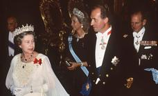 15 October 1988: Hectic preparations for Queen's State visit