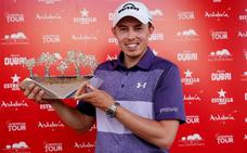 Fitzpatrick becomes first Englishman to win the Andalucía Masters