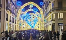 Malaga sets a date for the official switch on of its one-million-euro Christmas lights