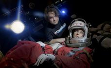 Malaga's own Russian space film