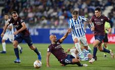 Huesca-Malaga, in pictures