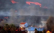 Video | Second La Palma lava flow is just 30 metres away from reaching the ocean