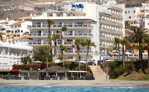 The Meliá group takes over Las Arenas hotel in Benalmádena