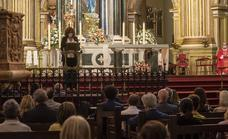 Hundreds attend funeral mass for Joan Hunt in Malaga Cathedral