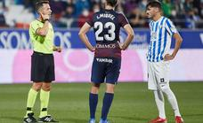 Video assistant referee snatches away Malaga's first win on the road