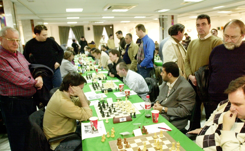 Current chess boom revives Malaga's International Open