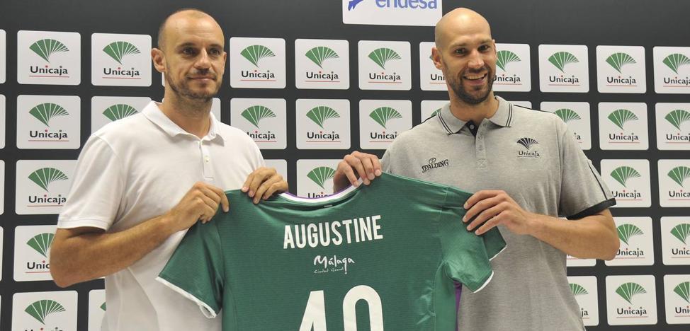 Augustine: «El Unicaja siempre fue mi primera opción»