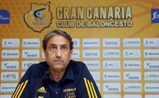 Berdi: «Estamos encantados con Luis Casimiro»