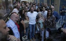 Joan Plaza se despide en la intimidad de Málaga