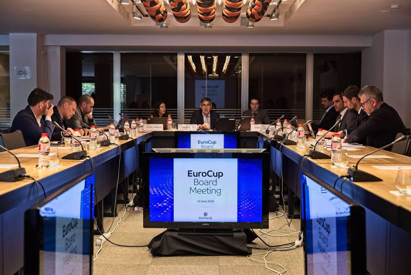 El Unicaja ya conoce a casi todos sus rivales en la Eurocup
