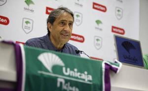 Casimiro: «El Unicaja es un reto y un paso adelante en mi carrera»