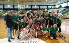 El Unicaja gana el campeonato de España infantil femenino