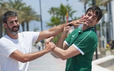 Berni y Suárez, cara a cara