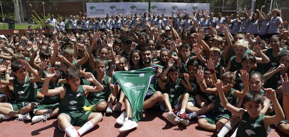 Jaime Fernández: «El Unicaja es un equipo de nivel alto; hay que ser ambiciosos»