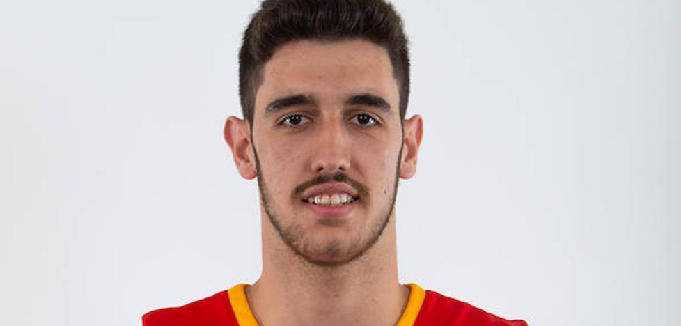 Ignacio Rosa, último en la rotación de España en el inicio del Europeo sub-20