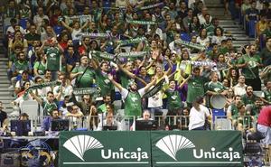 El Unicaja ya cuenta con 7.600 abonados, 200 de ellos altas nuevas