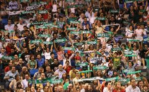 El Unicaja fija el miércoles como su día de juego en casa en la Eurocup
