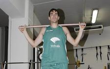 Carlos Suárez, con siete kilos menos: «Ya tengo 32 años y tengo que estar más delgado para mejorar»