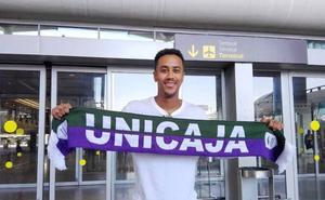 Brian Roberts llega a Málaga y el Unicaja está ya completo