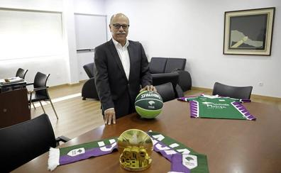 Eduardo García: «Ya no se puede decir que cada verano desmantelamos el equipo»