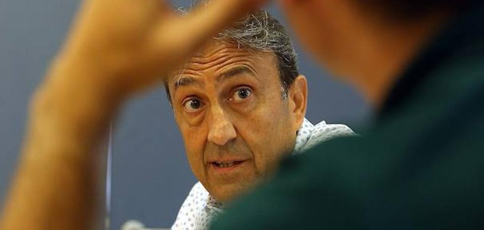 Luis Casimiro: «Sé en el club que estoy, en la ciudad que estoy, y lo importante que es el baloncesto en Málaga»