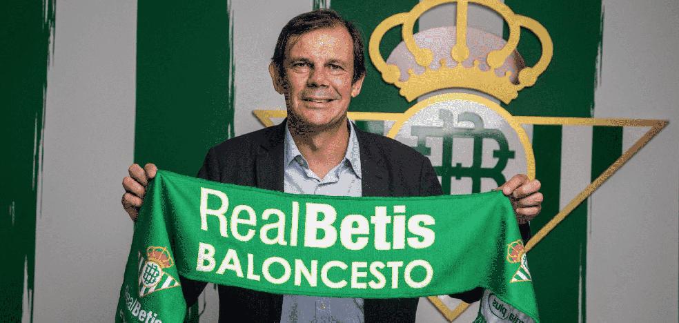 Juanma Rodríguez: «Casimiro llega al Unicaja en su mejor momento, pero hay que tener paciencia»