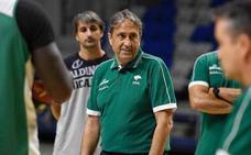 Casimiro: «El equipo está evolucionando muy bien para el ritmo que llevamos»