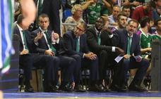 Casimiro:«El equipo ha mostrado que es capaz de competir»