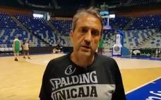 Luis Casimiro: «Enfrentarme a jugadores que prácticamente acabo de entrenar es muy especial»