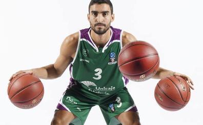 Jaime Fernández, el mejor jugador nacional en el Unicaja desde Garbajosa
