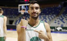 Jaime Fernández: «He estudiado a Navarro y le he copiado muchos movimientos»
