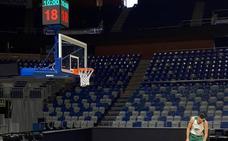 El Palacio de los Deportes estrenará hoy nuevos marcadores