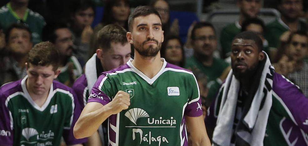 Jaime Fernández se estrena como MVP de la jornada